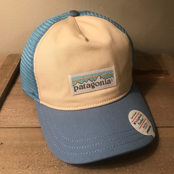 NWT Patagonia Pastel P-6 Label Layback Trucker Hat 5f393c343